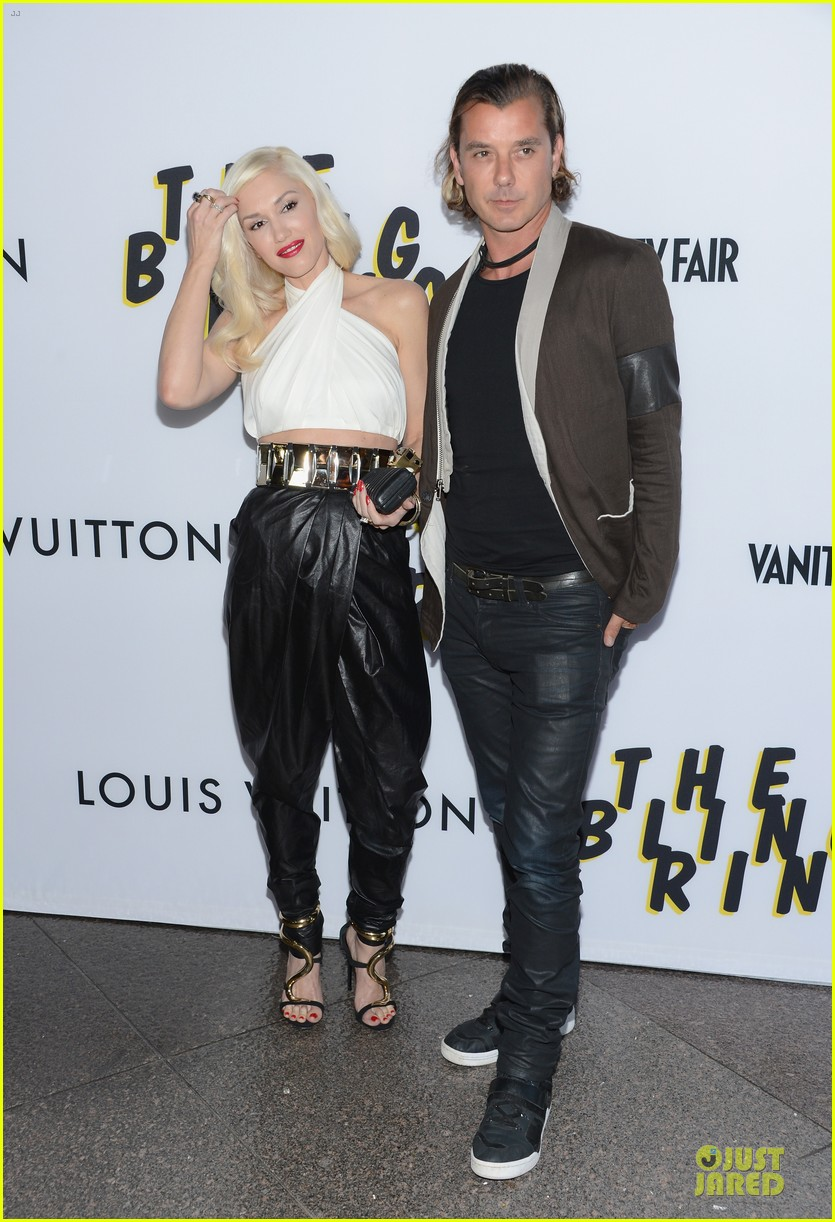 gwen stefani gavin rossdale the bling ring los angeles premiere 102884643