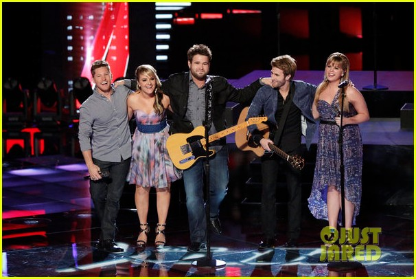 the swon brothers amber carrington the voice finale performance video 03