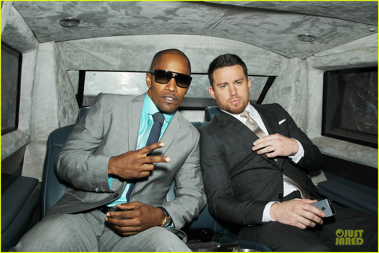 channing tatum jamie foxx white house down nyc premiere 042898496