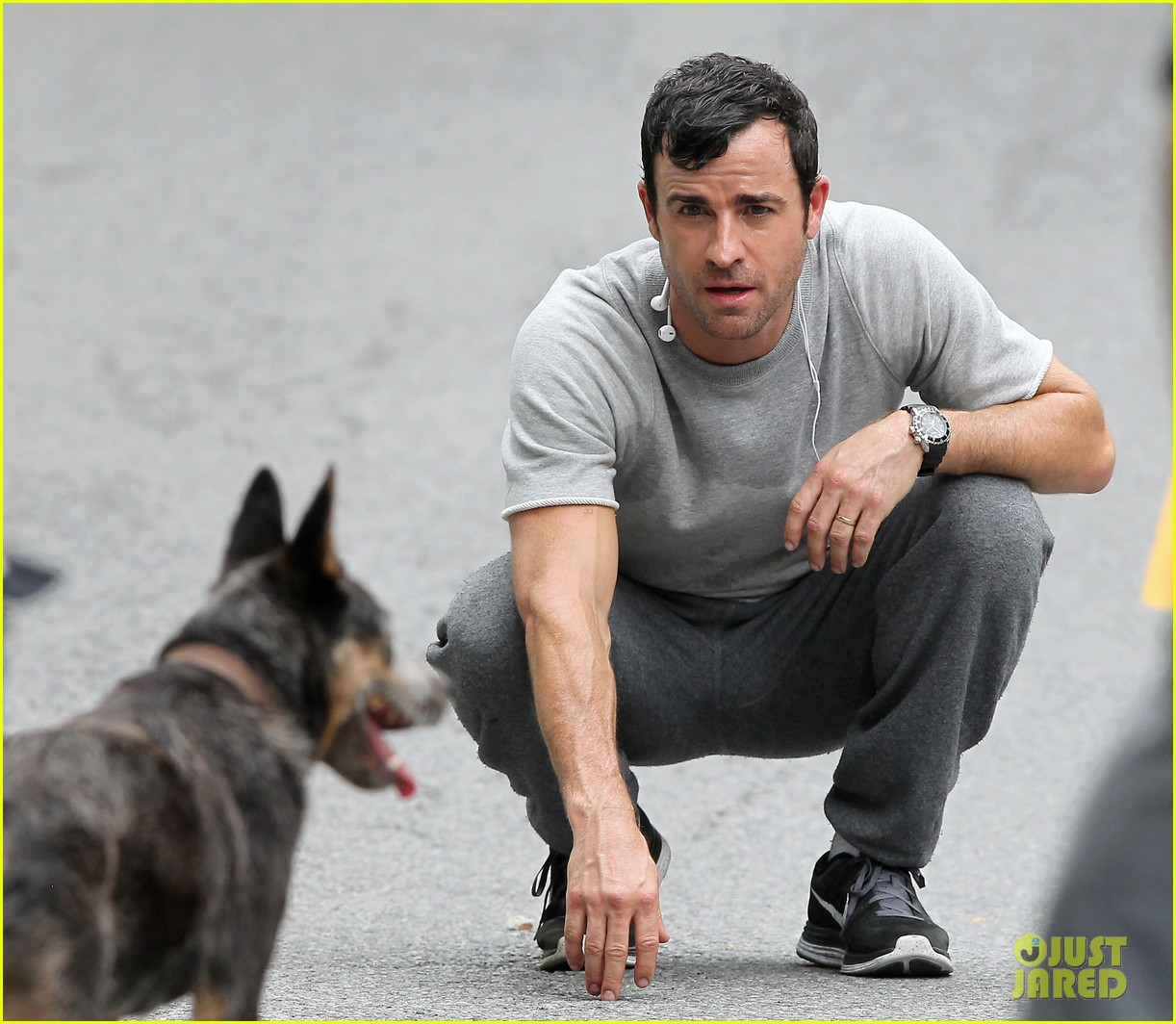 justin theroux begins filming hbo pilot leftovers 122898935