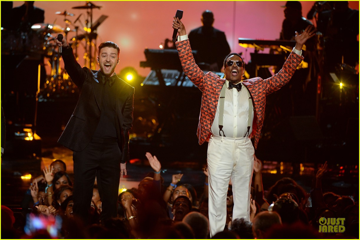 justin timberlake charlie wilson bet awards 2013 performance video 162901729