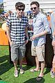 topher grace garrett clayton just jared summer kick off party mcdonalds 13