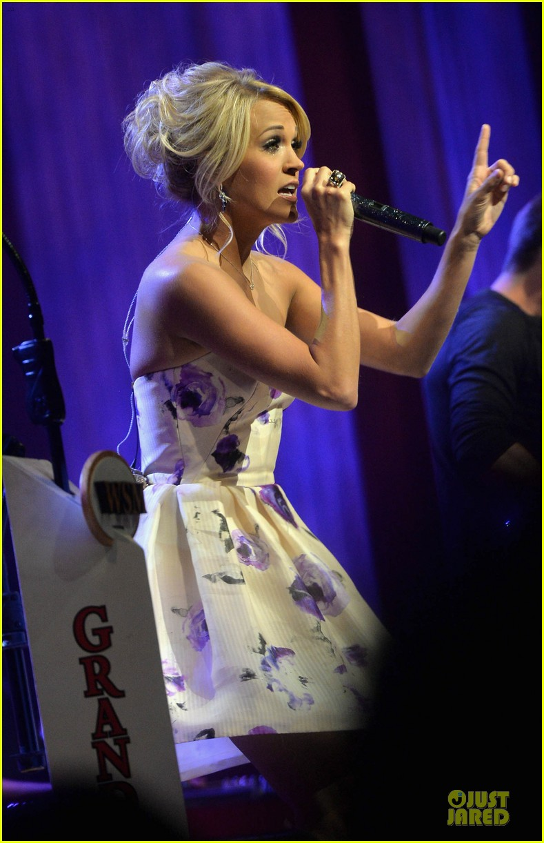 carrie underwood i love performing at the grand ole opry 102886796