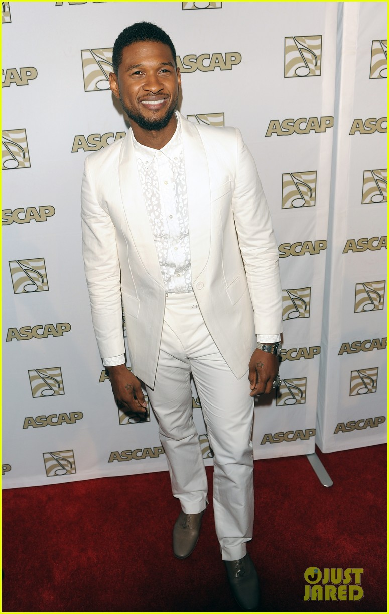 usher ne yo 2013 ascap rhythm soul music awards 032899862