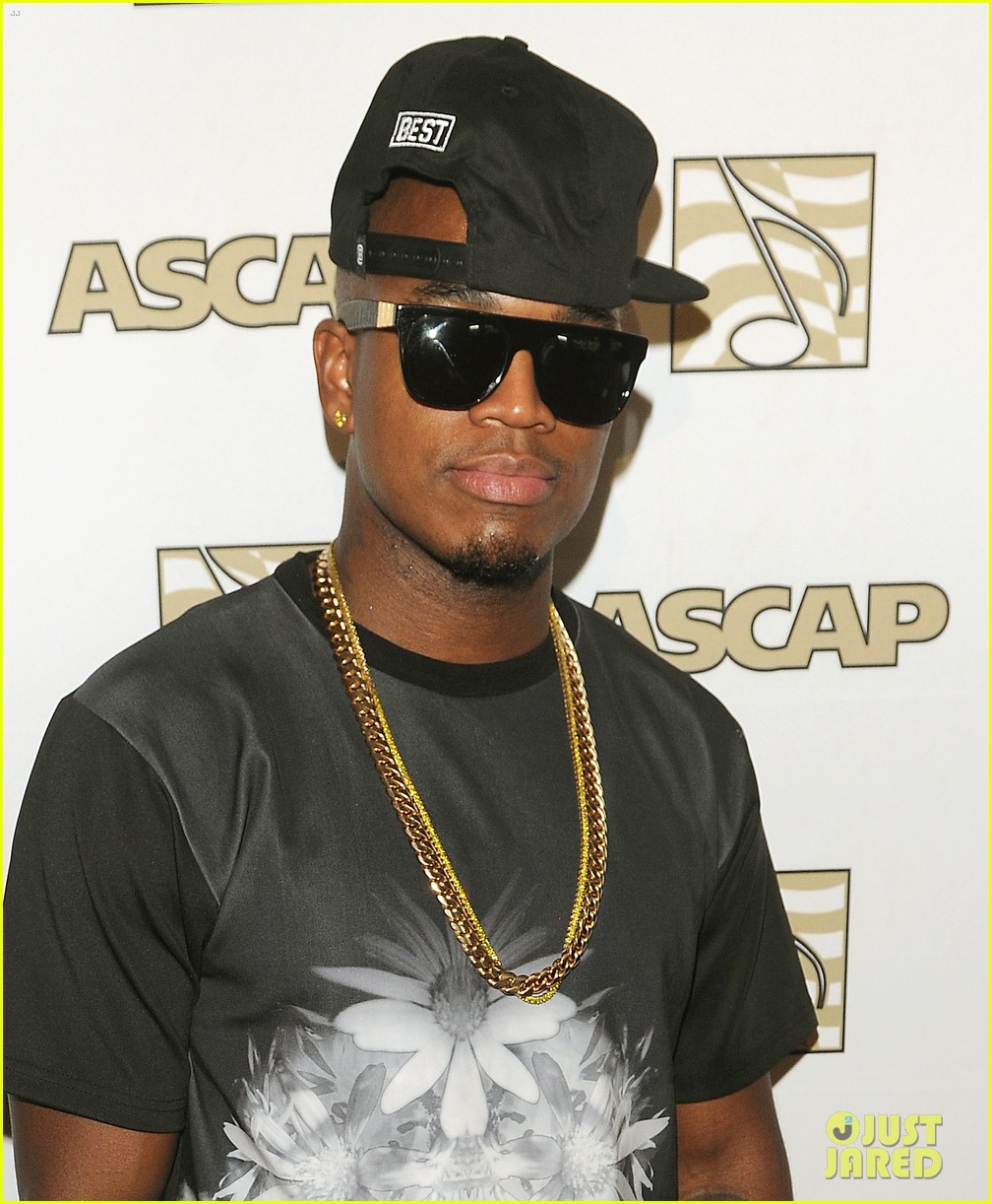 usher ne yo 2013 ascap rhythm soul music awards 052899864