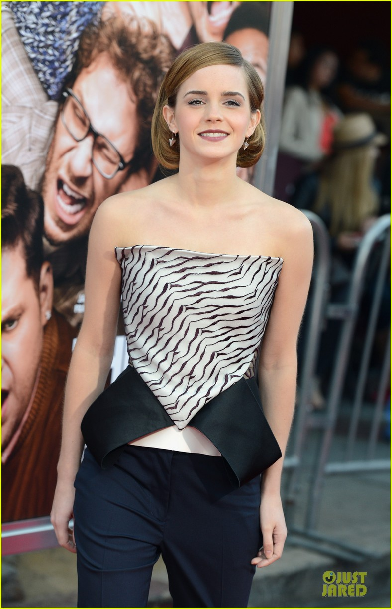 emma watson this is the end los angeles premiere 072883987