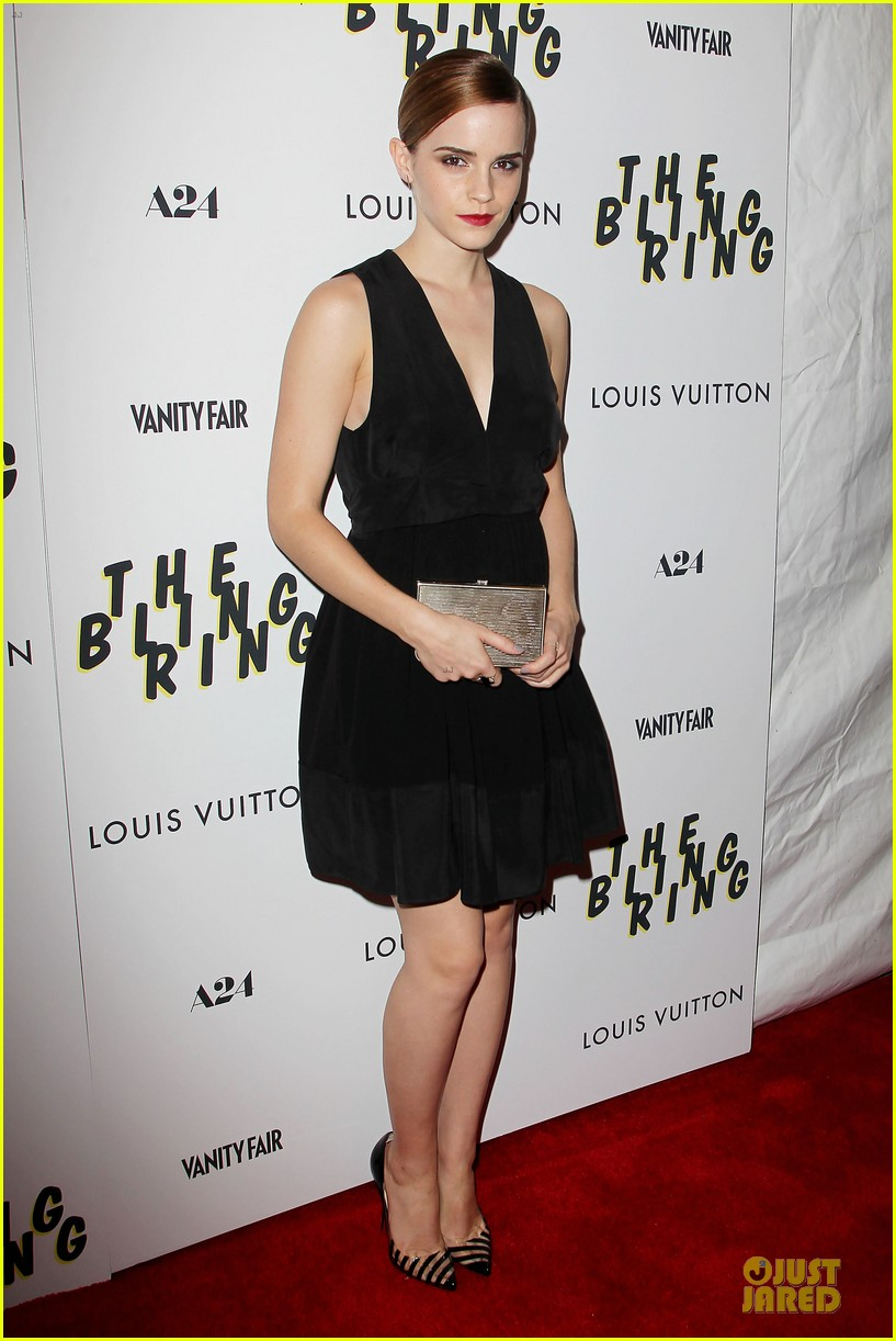 emma watson bling ring nyc screening 122889282