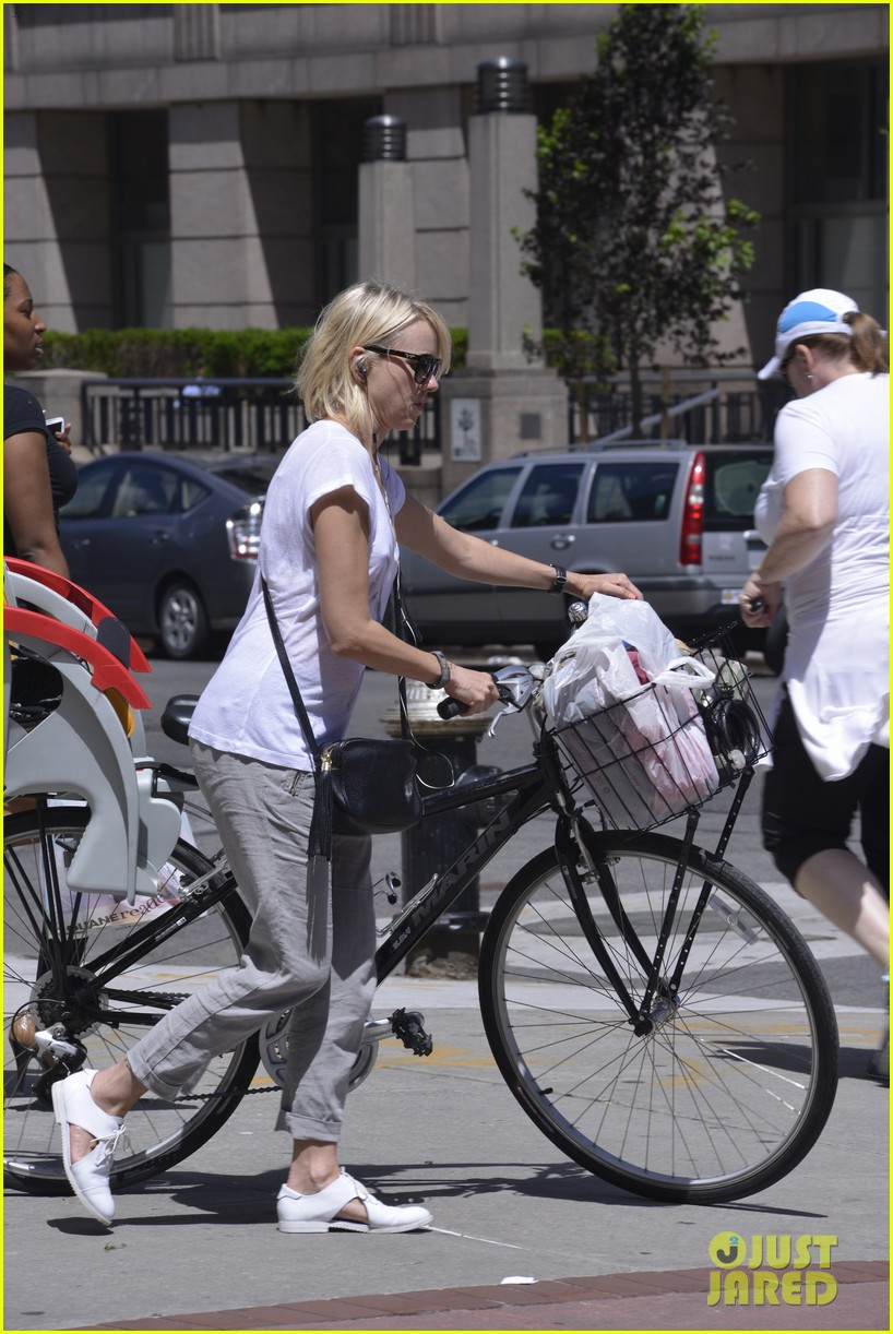 naomi watts rides bike after diana trailer positive reviews 032891085
