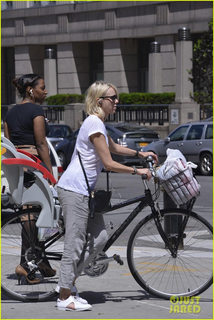 naomi watts rides bike after diana trailer positive reviews 052891087