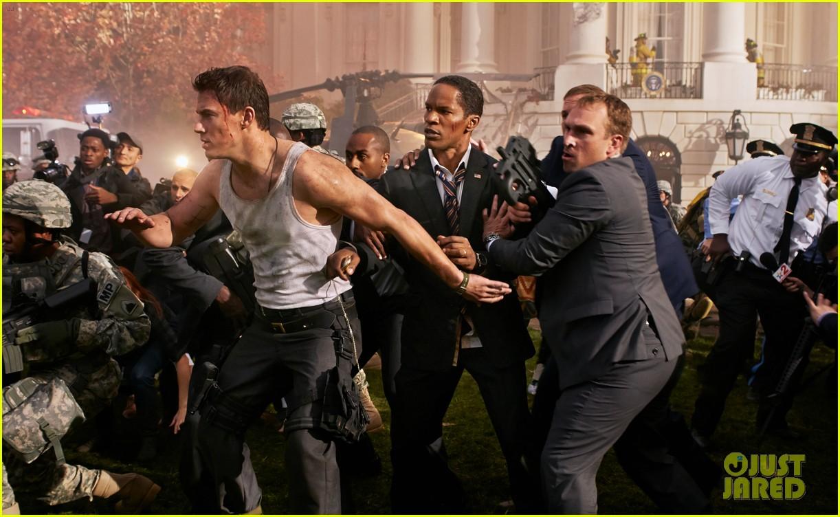 white house down just jared screening 102894071