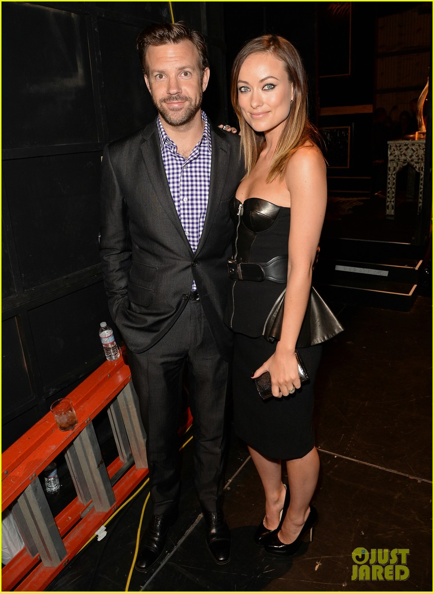 olivia wilde jason sudeikis guys choice awards 2013 052887332