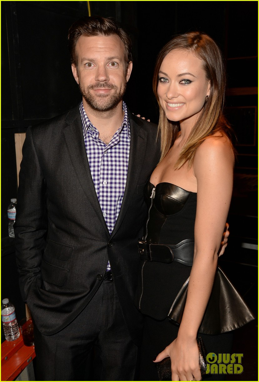 olivia wilde jason sudeikis guys choice awards 2013 062887333