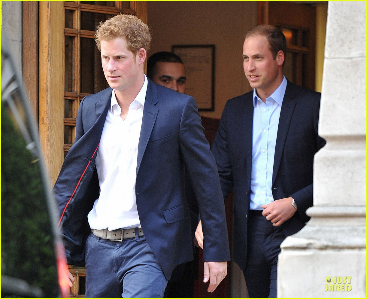 prince williams harry prince philip hospital visit 062891475