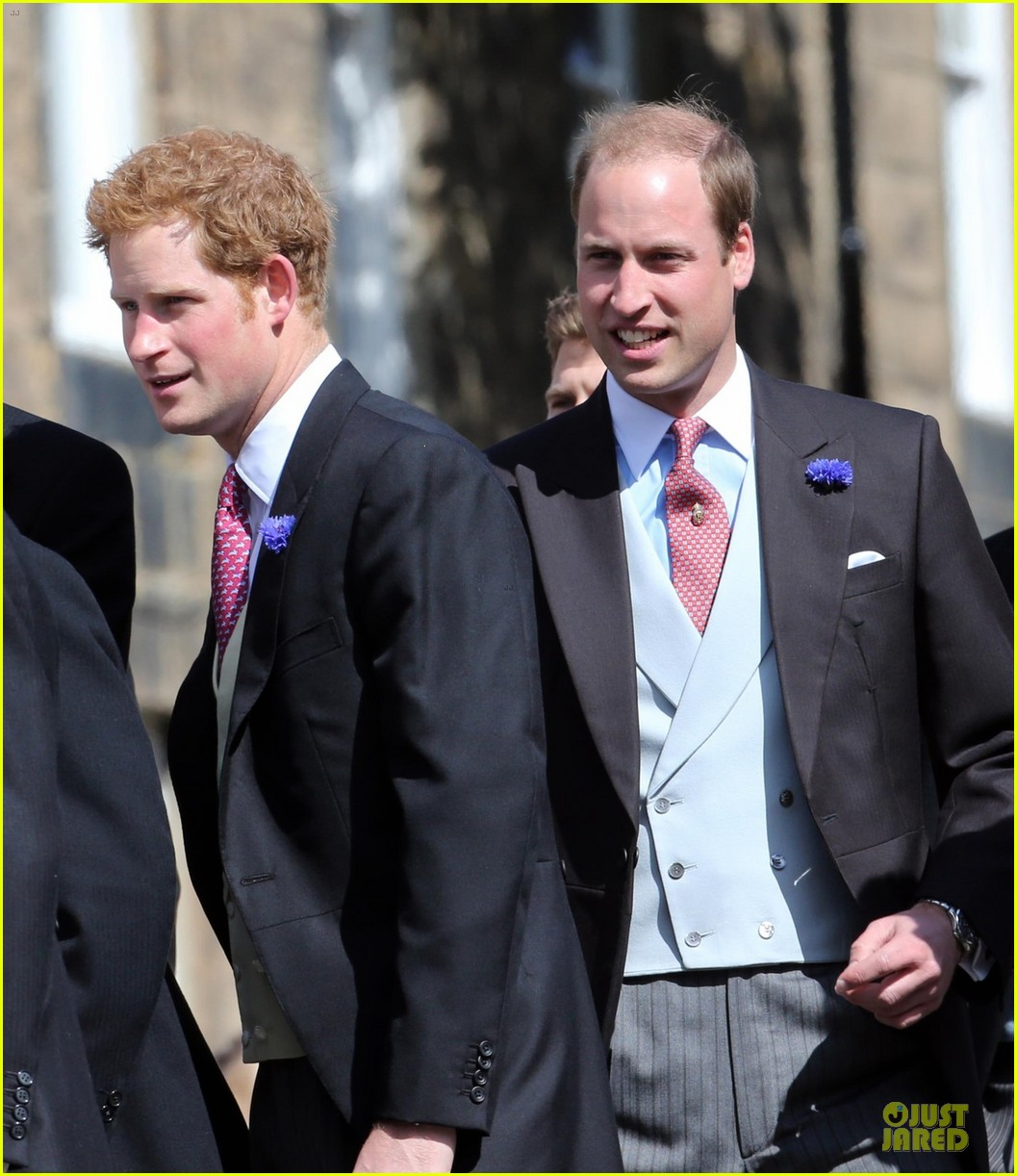 prince william harry lady melissa percy wedding with pippa middleton 042896276