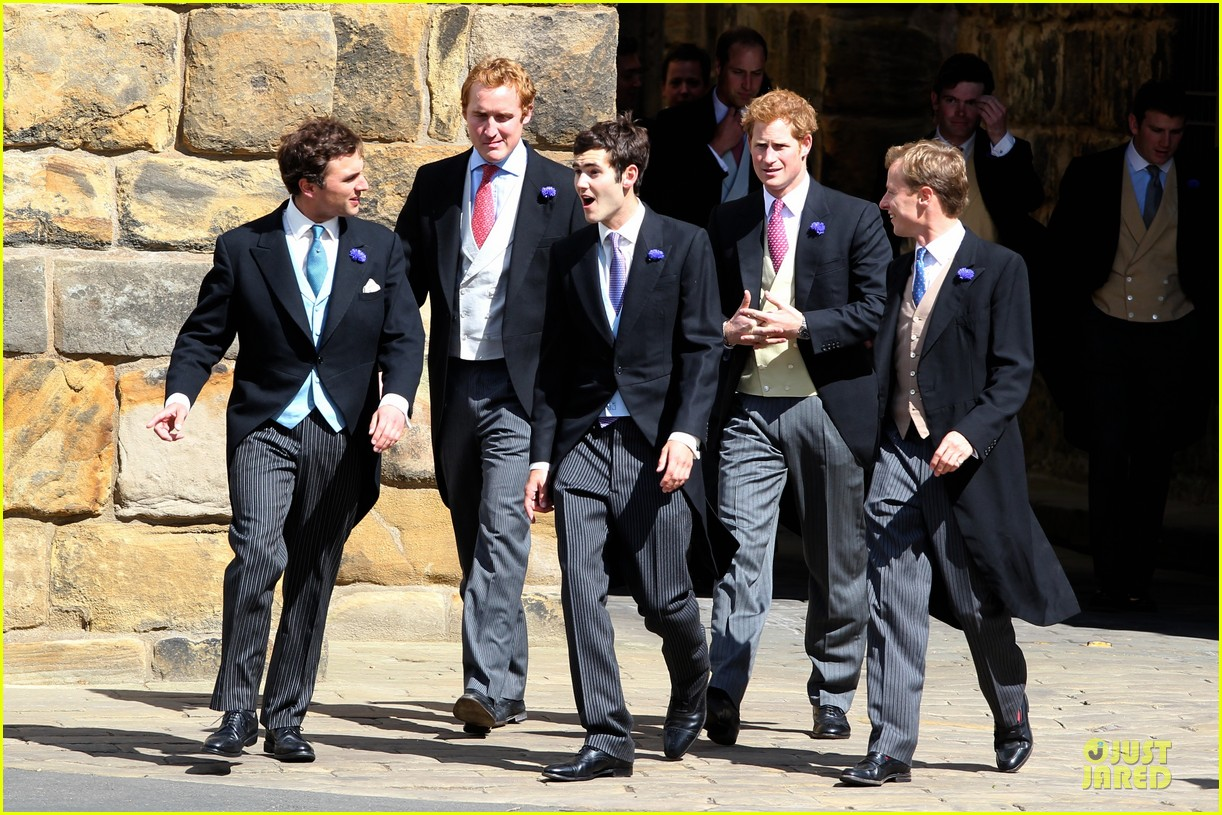 prince william harry lady melissa percy wedding with pippa middleton 062896278