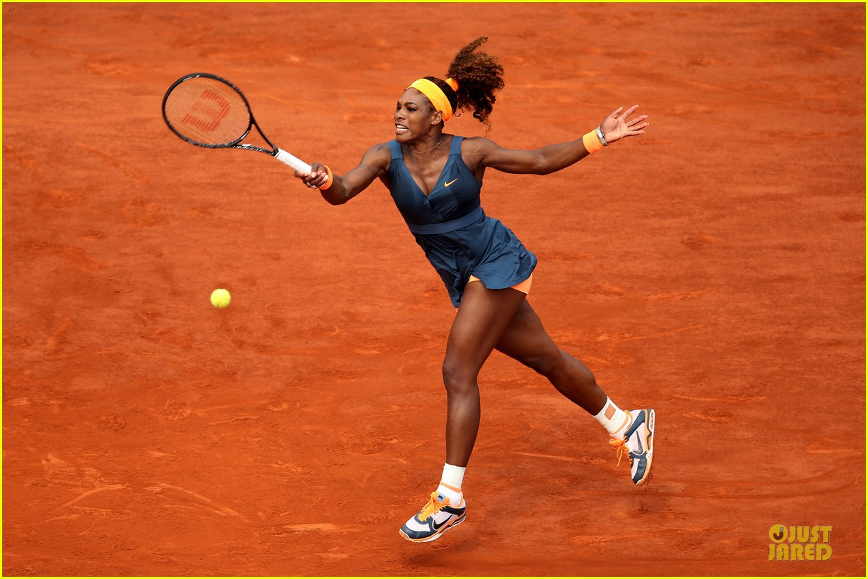 serena williams wins second french open after maria sharapova defeat 05
