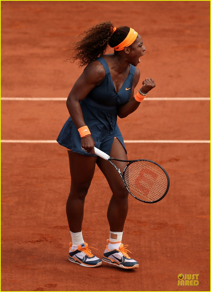 serena williams wins second french open after maria sharapova defeat 062886816