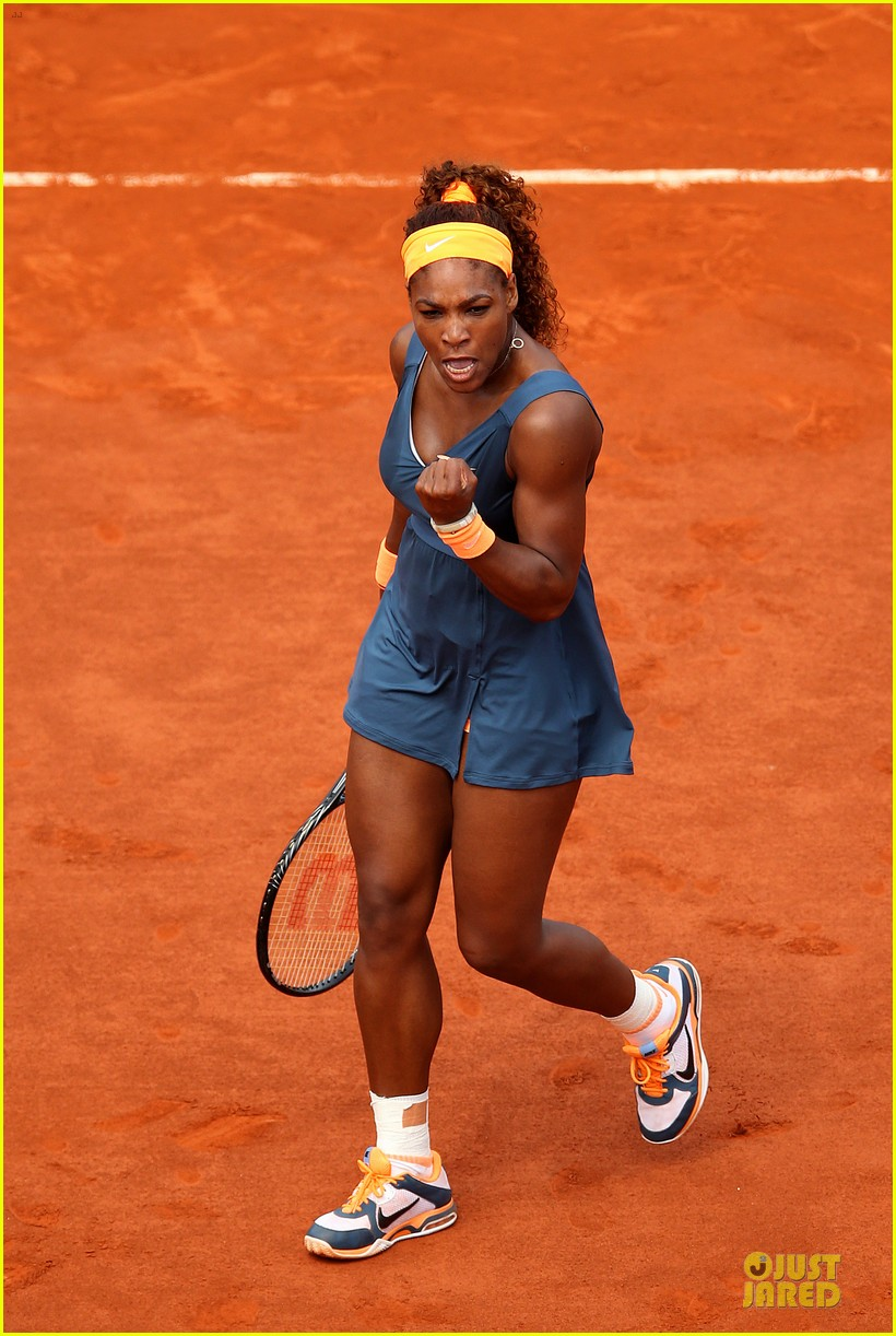 serena williams wins second french open after maria sharapova defeat 132886823