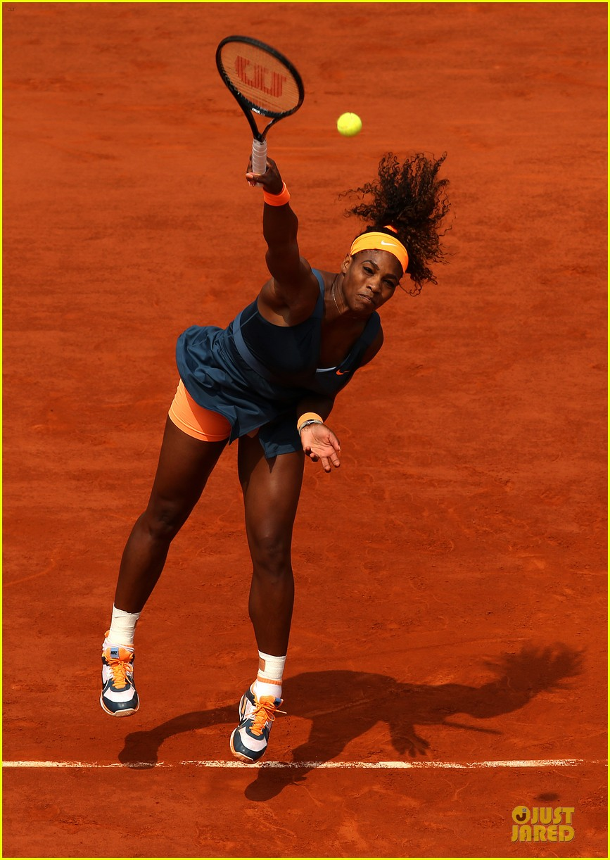 serena williams wins second french open after maria sharapova defeat 14
