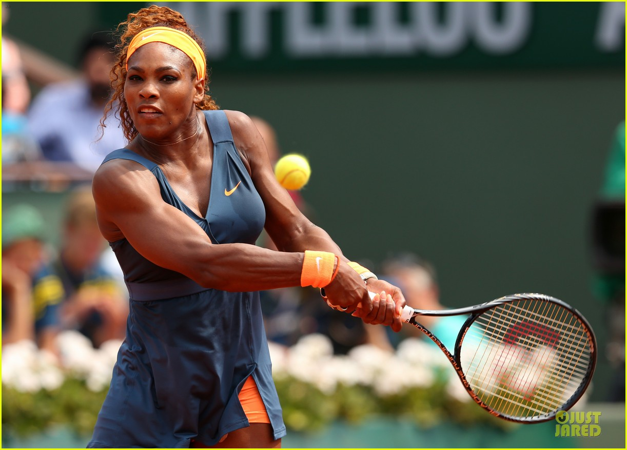 serena williams wins second french open after maria sharapova defeat 232886833