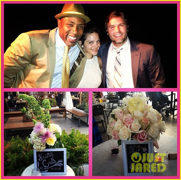 hart of dixie cress williams married to kristen torrianni 052892083