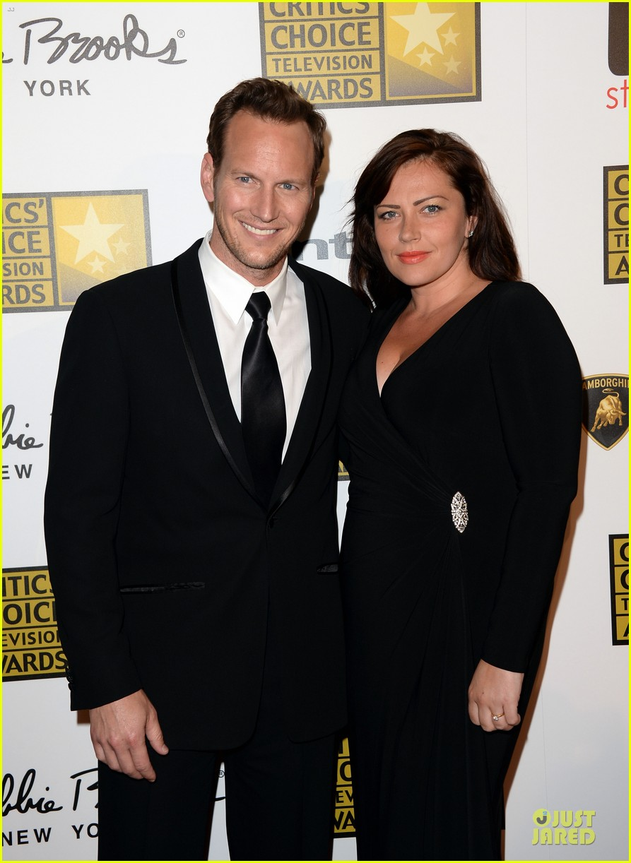 patrick wilson dominic monaghan critics choice television awards 2013 red carpet 03