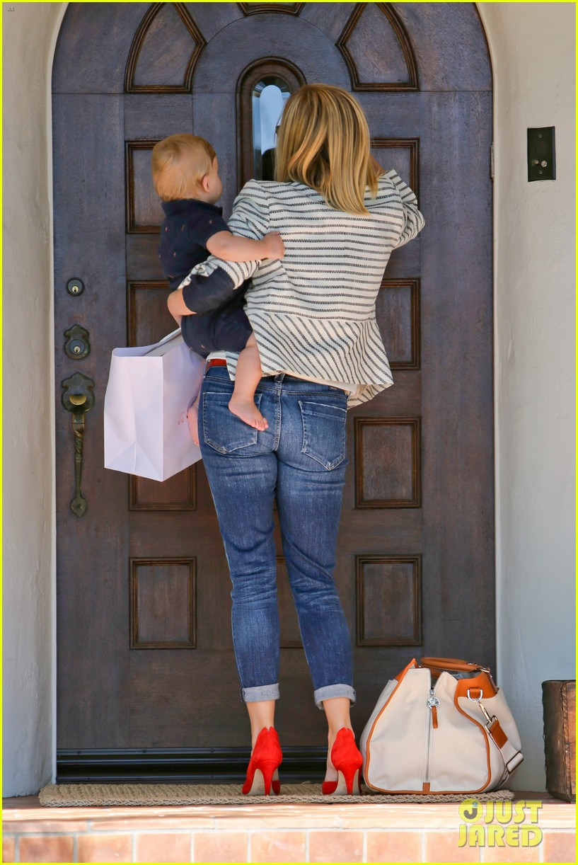 reese witherspoon playdate with tennessee 032895448