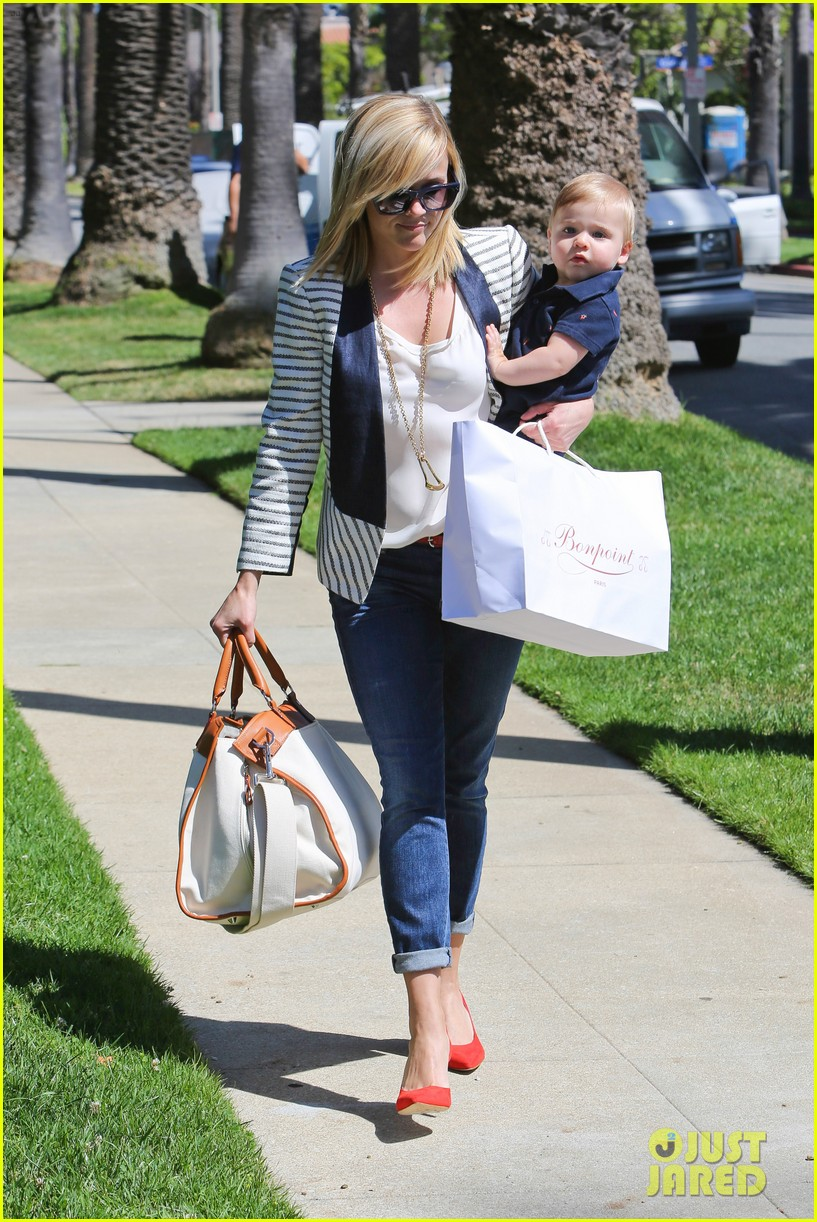 reese witherspoon playdate with tennessee 16