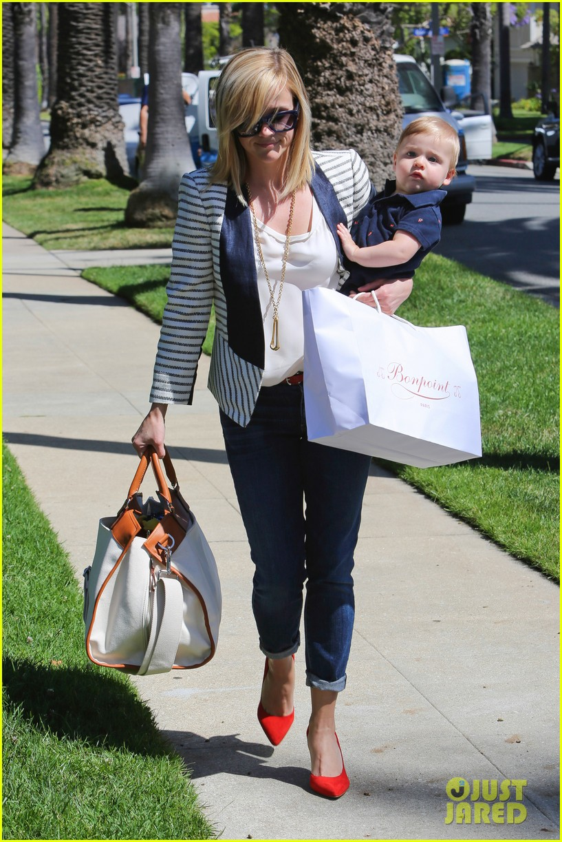 reese witherspoon playdate with tennessee 21