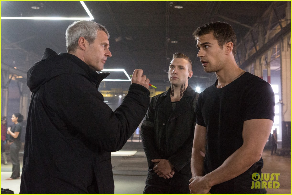 shailene woodley theo james new divergent stills 01