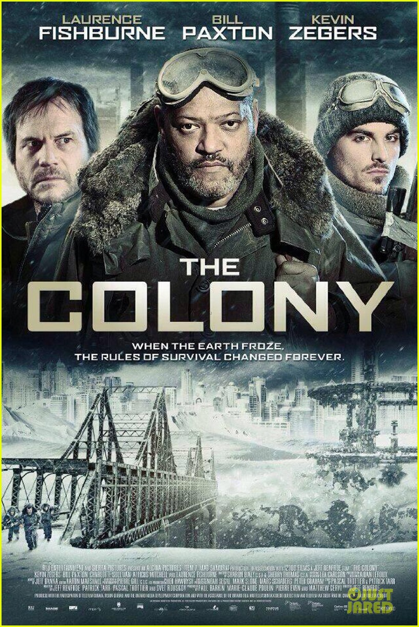 kevin zegers the colony official trailer poster 012896290