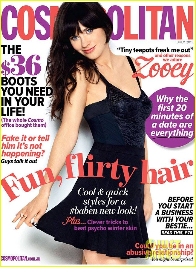 zooey deschanel covers cosmopolitan australia july 2013 012882702