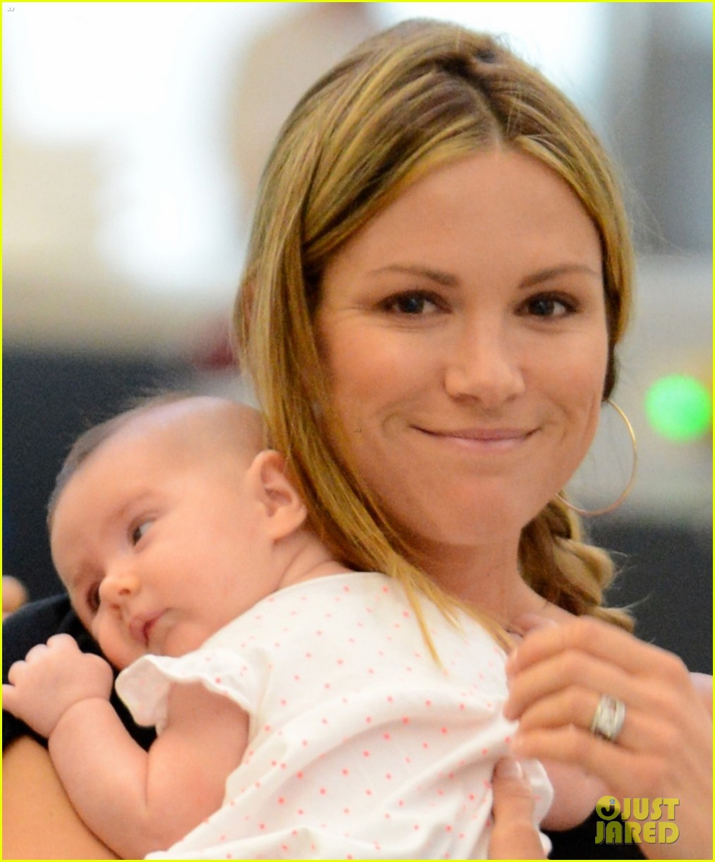 danneel ackles debuts baby justice jay at the airport 042917655