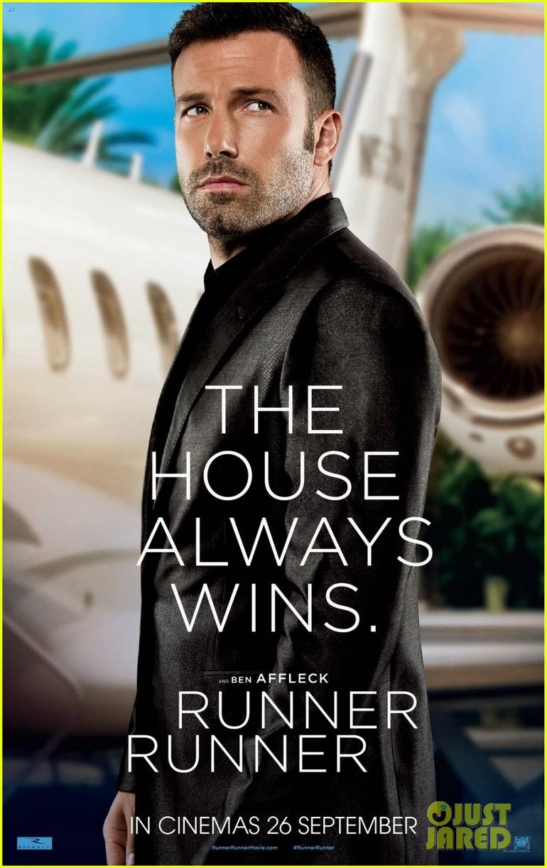 ben affleck justin timberlake runner runner posters 012904788