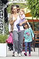 jessica alba cash warren sunday brunch with the girls 10