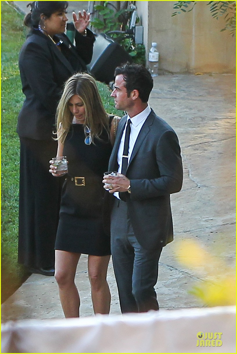 jennifer aniston justin theroux jimmy kimmel wedding guests 02