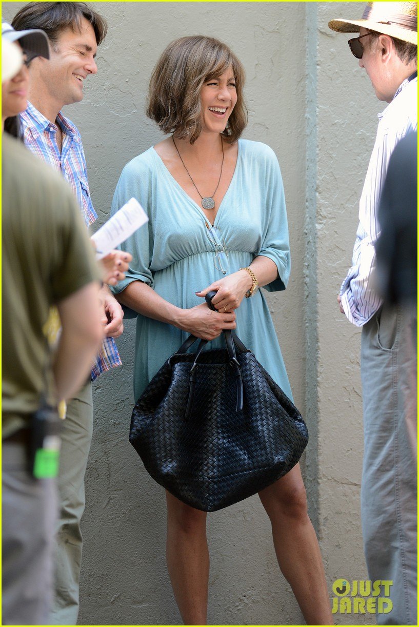 jennifer aniston short brown wig for squirrels to the nut 252910853