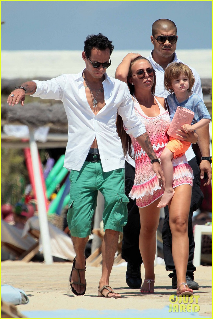 marc anthony chloe green st tropez vacation 132904823