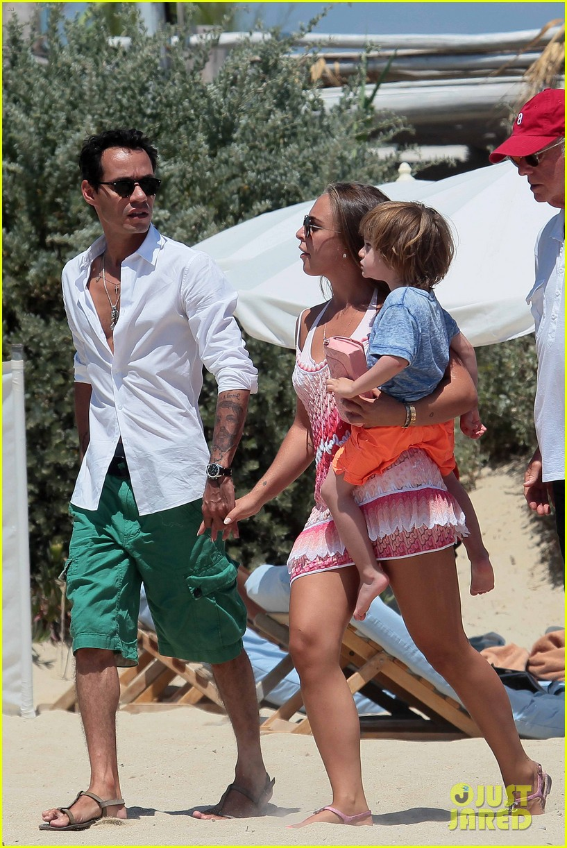 marc anthony chloe green st tropez vacation 152904825