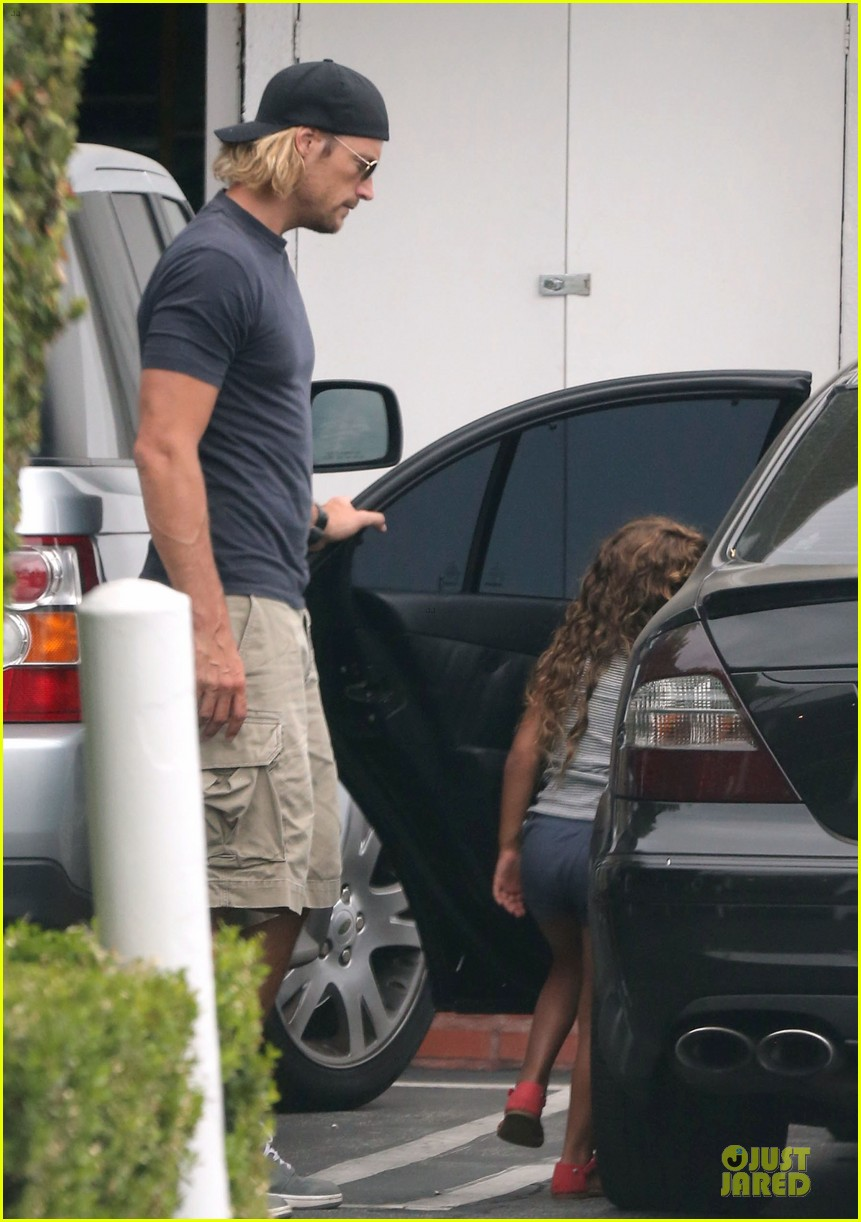 gabriel aubry nahla fred segal father daughter duo 042901445