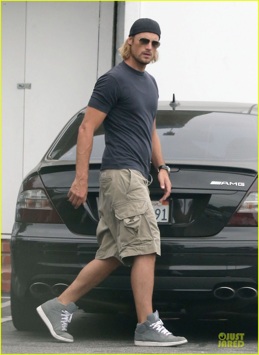 gabriel aubry nahla fred segal father daughter duo 122901453