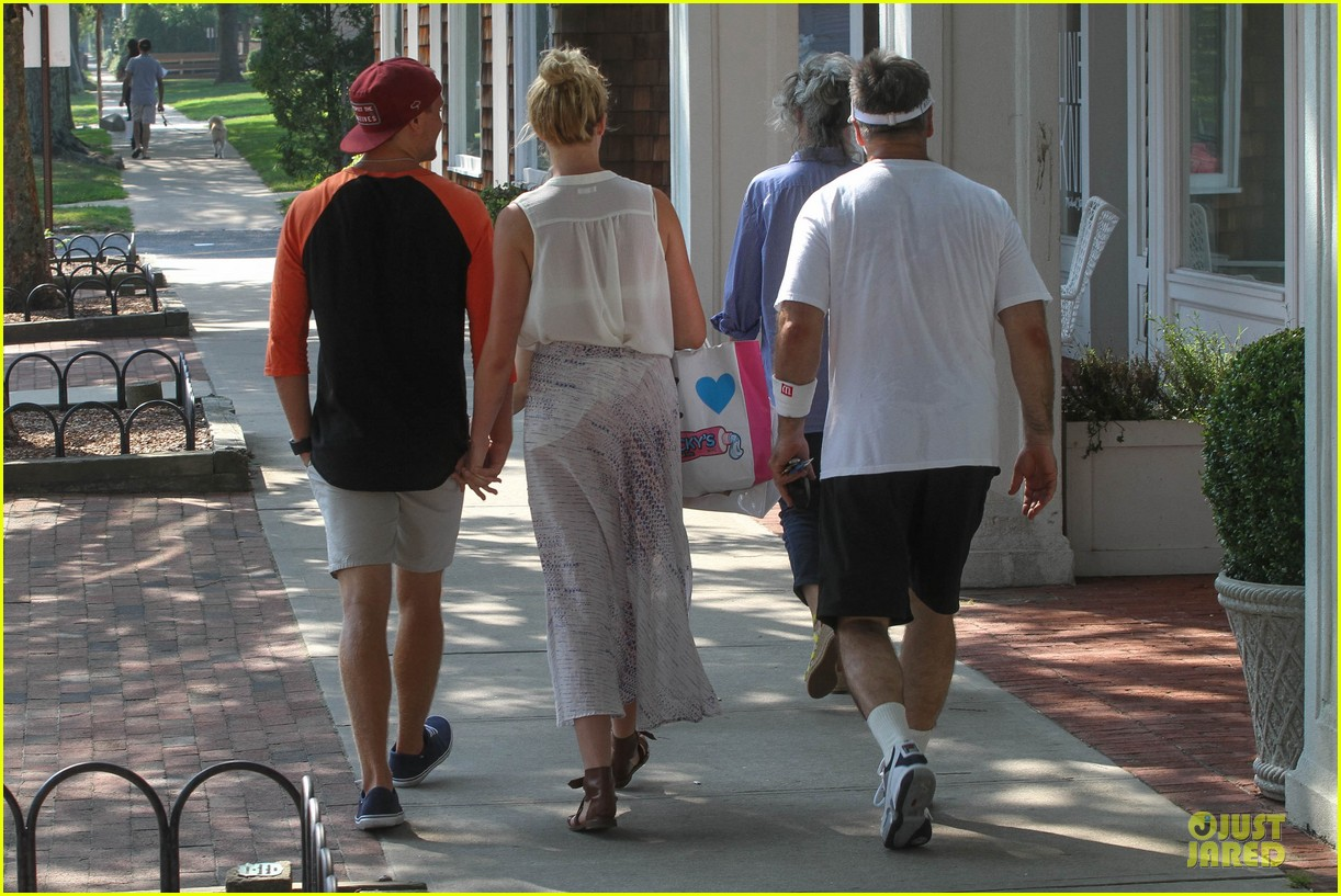 ireland baldwin slater trout hold hands in the hamptons 062914423