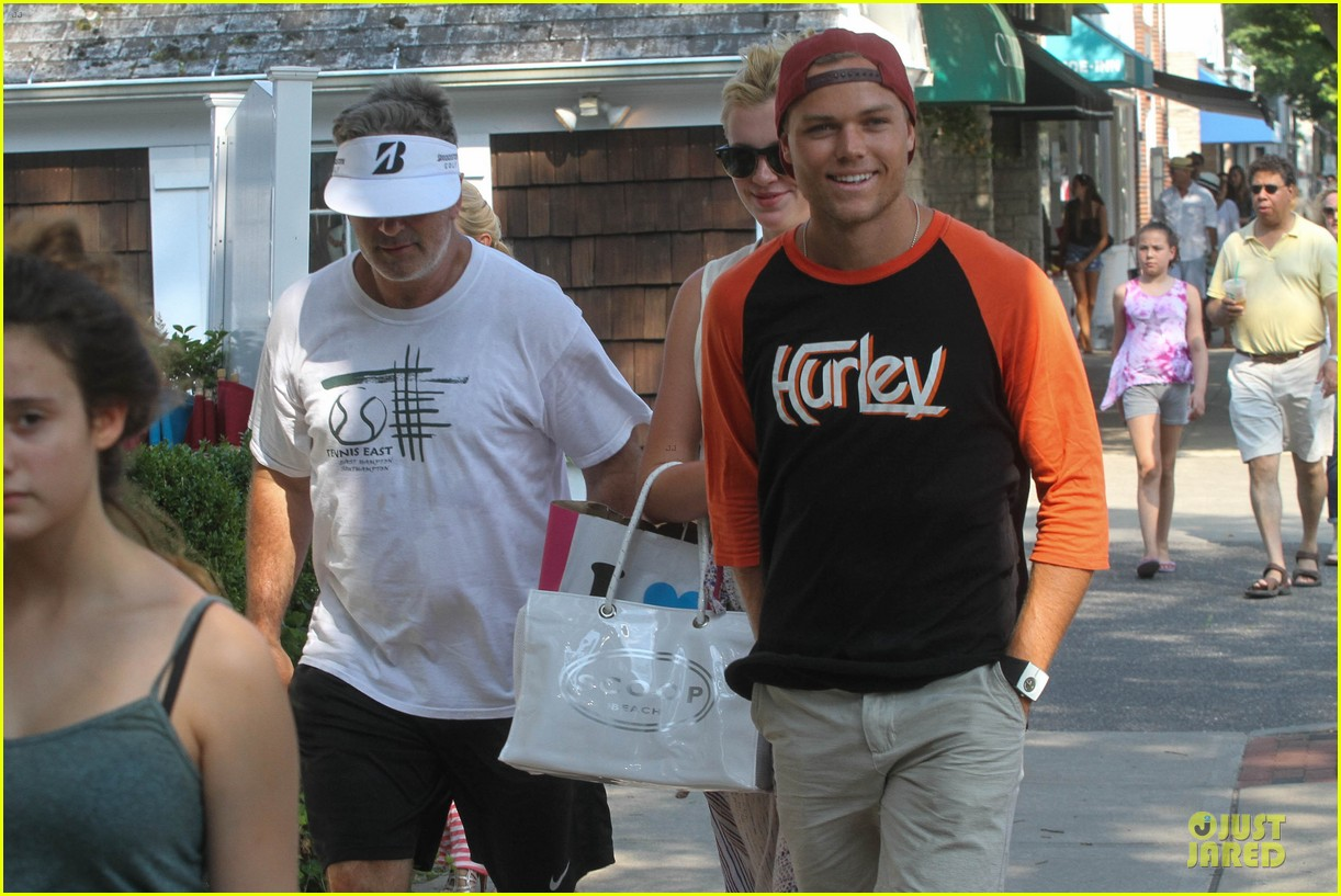 ireland baldwin slater trout hold hands in the hamptons 072914424