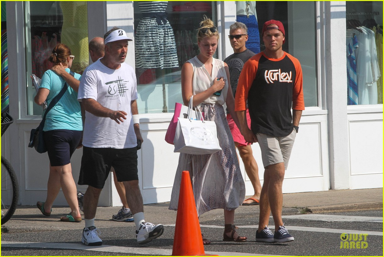 ireland baldwin slater trout hold hands in the hamptons 092914426
