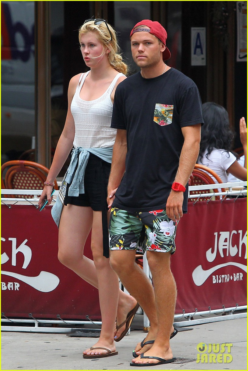 ireland baldwin slater trout lunch with alec baldwin 21
