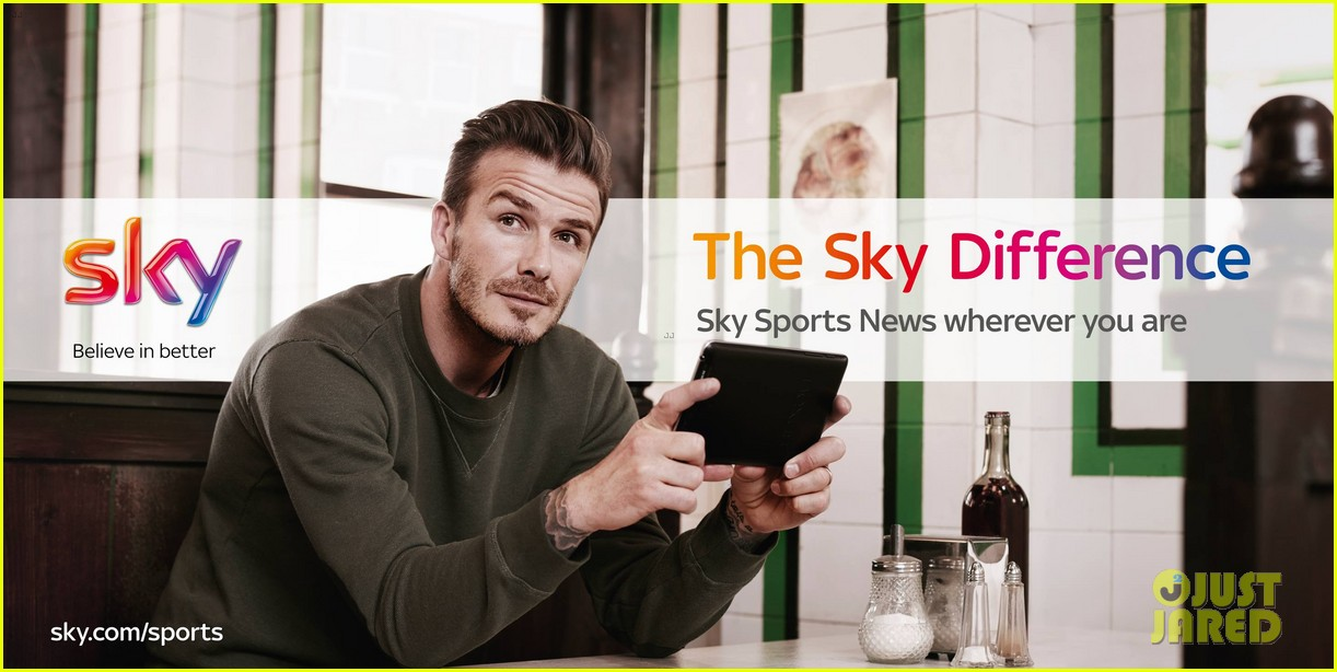 commercial David beckham