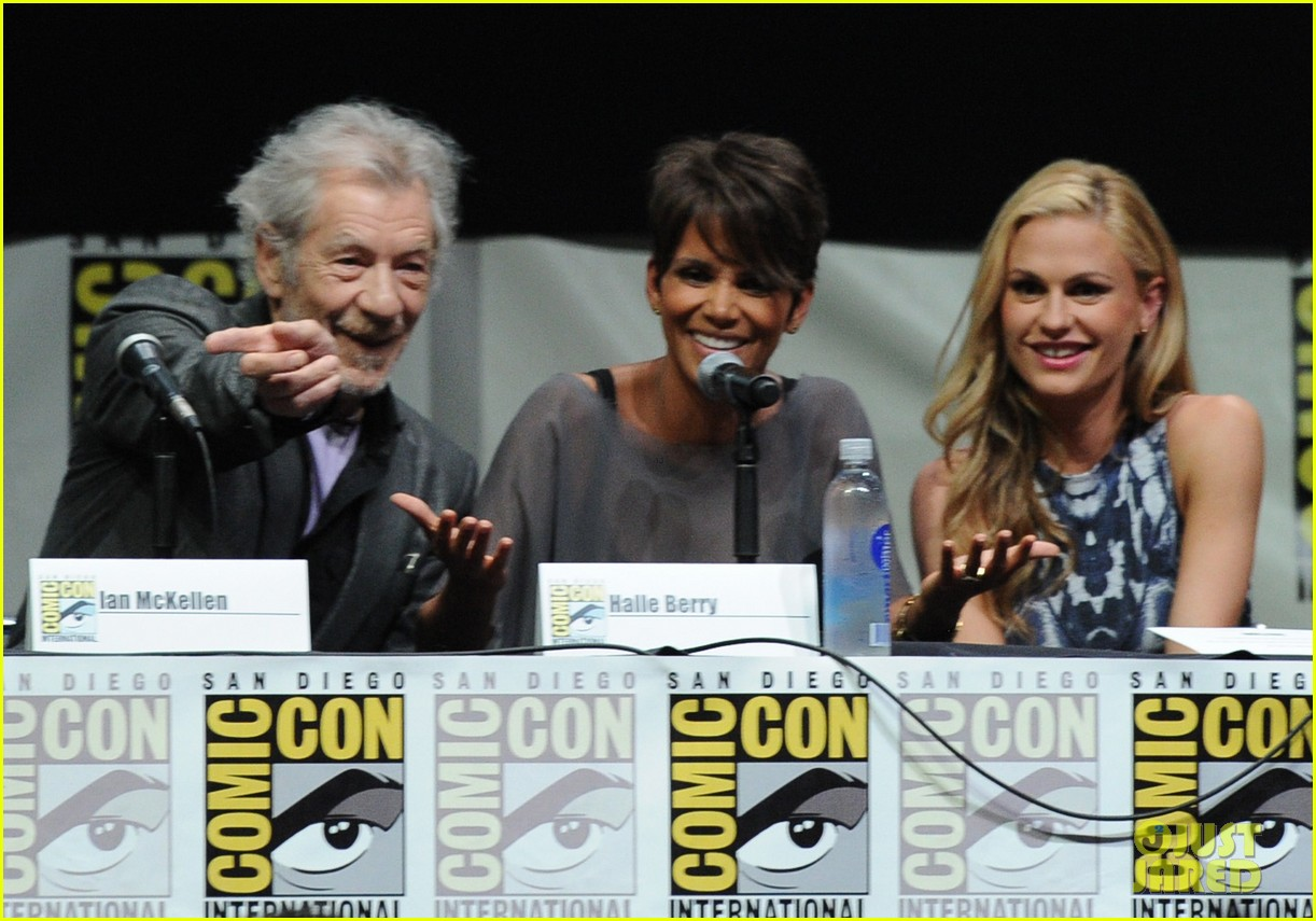 halle berry anna paquin x men panel at comic con 042913518