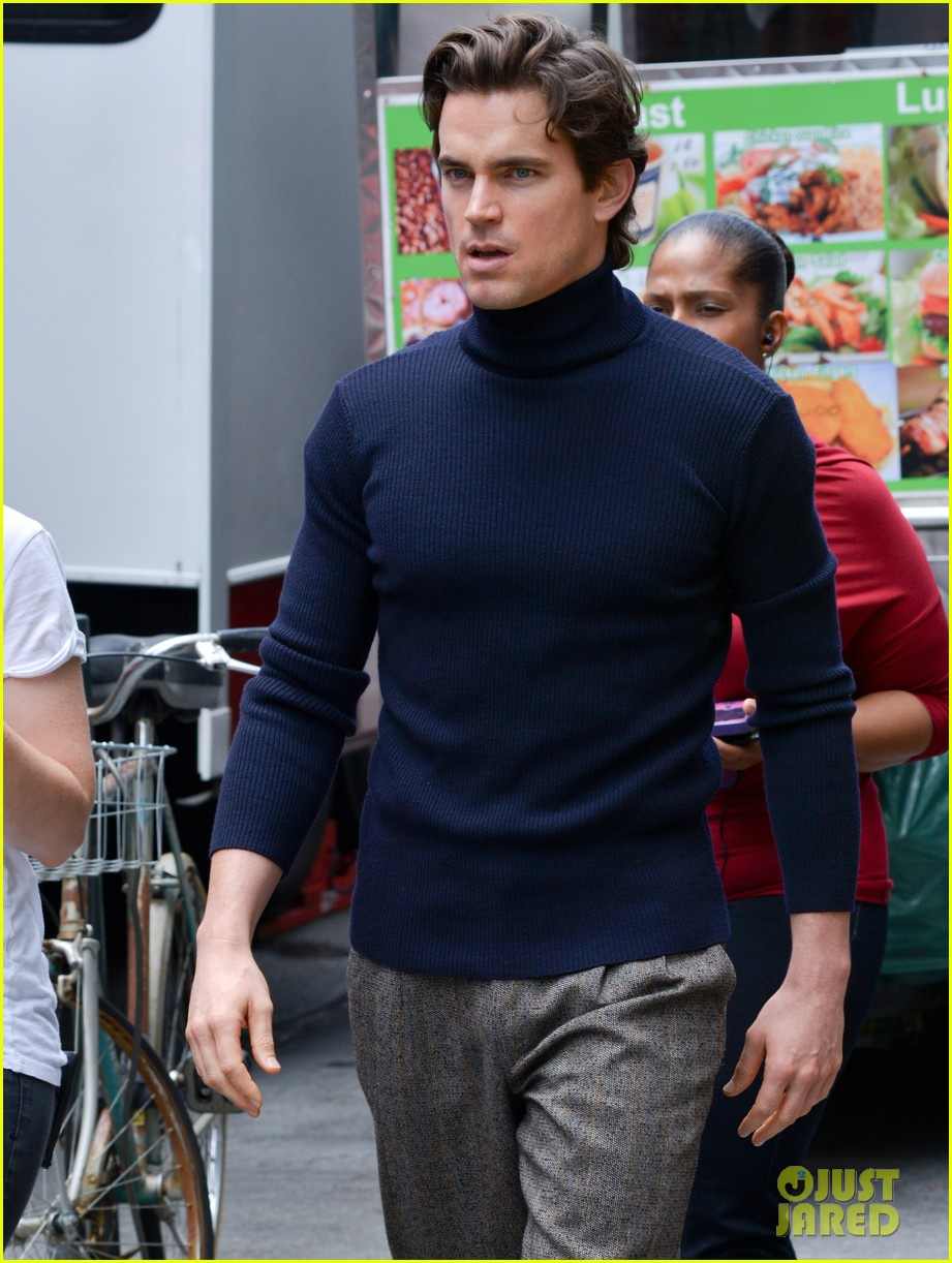 matt bomer taylor kitsch film normal heart in nyc 022903251