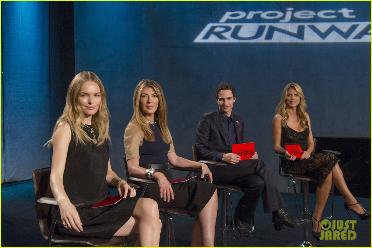 kate bosworth project runway 03