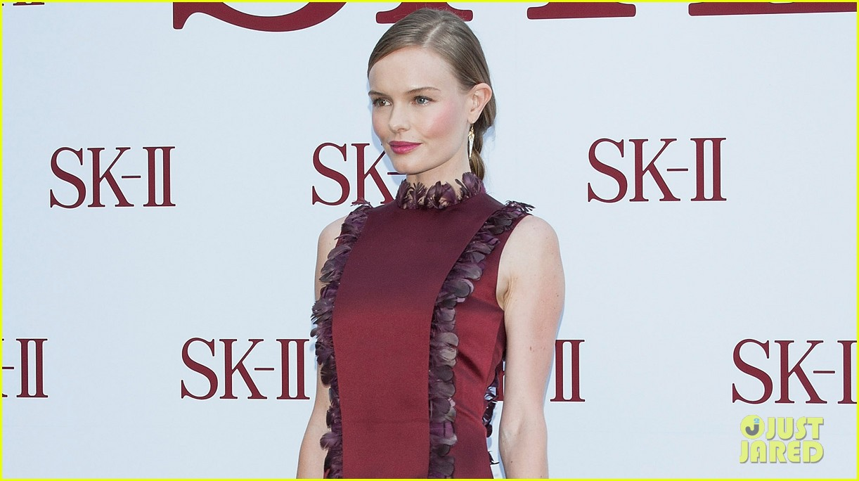 kate bosworth sk ii honoring of discovery event 022903246